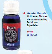 ACEITE HECATE