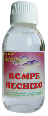 ACEITE ROMPE HECHIZOS