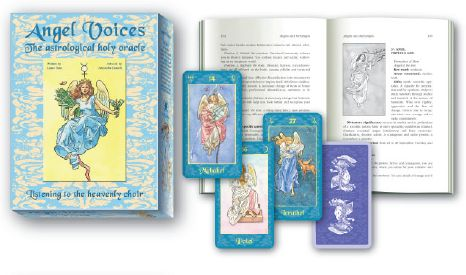 LIBRO + TAROT ANGEL VOICES