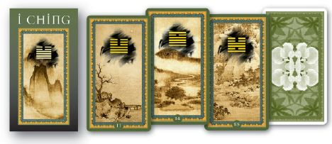 ORACULO Tarot I Ching (64 Cartas)