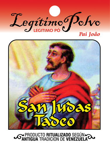 POLVO SAN JUDAS TADEO