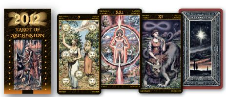 TAROT 2012 ASCENCION