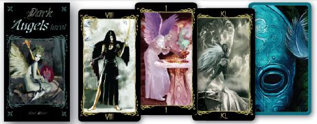 TAROT ANGELES OSCUROS