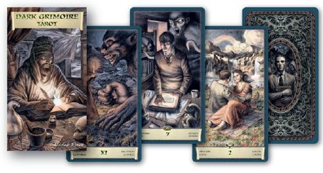 TAROT NEGRONOMICON