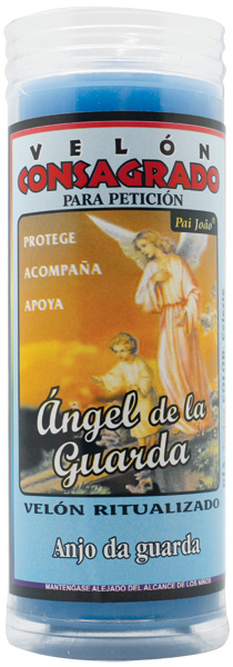 VELON CONSAGRADO ANGEL DE LA GUARDA