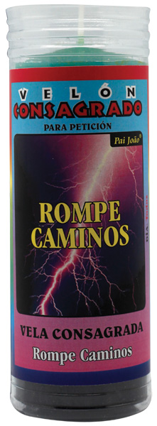 VELON CONSAGRADO ROMPE CAMINOS